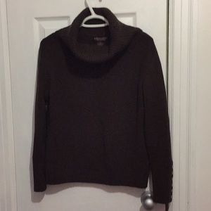 Wool sweater size large